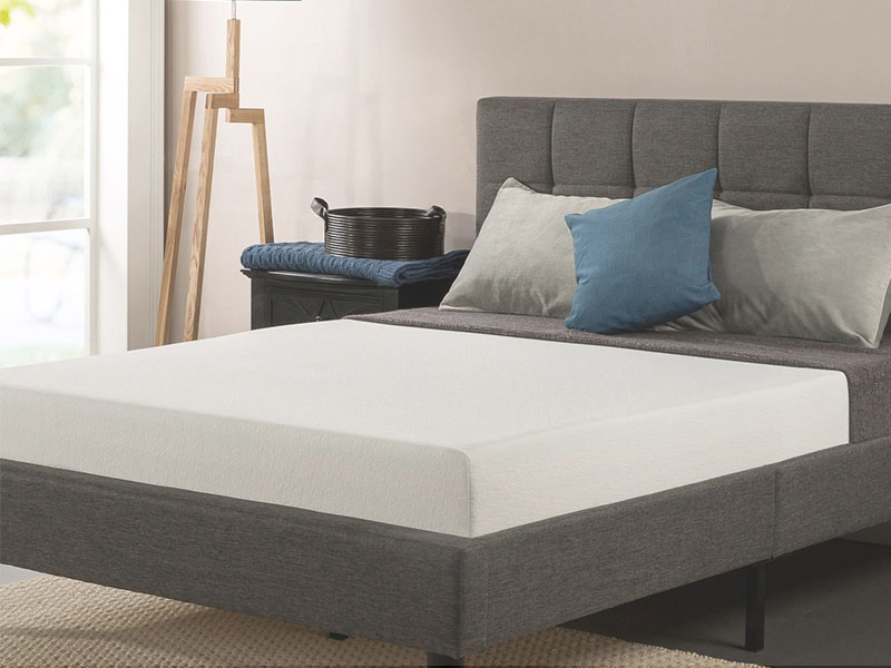 Zinus Ultima Comfort Memory Foam Mattress Review 2019