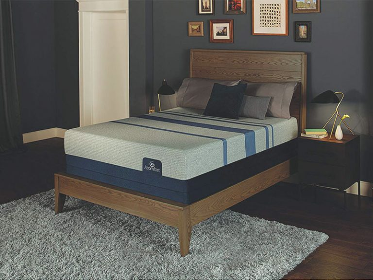 Serta Icomfort Blue Max 1000 Mattress - Review