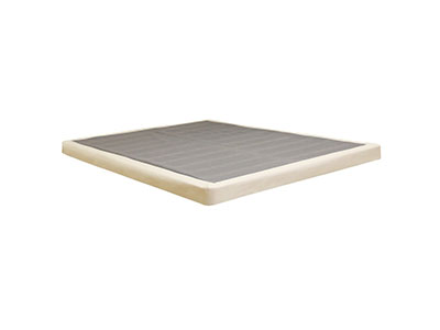 Best Box Springs for Memory Foam Mattresses Classic Brands Low-Profile Instant Foundation