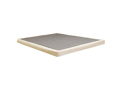 Best Box Springs for Memory Foam Mattresses Lifetime Sleep Products Low Profile Foundation