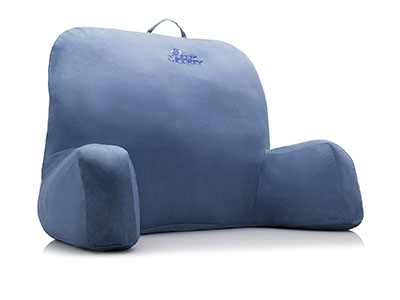 Best Backrest Pillows with Arms Sleep Jockey Bed Reading Pillow