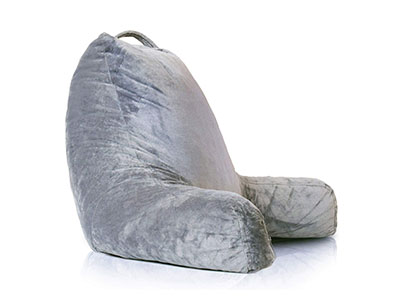 Best Backrest Pillows with Arms YESIndeed XL Reading Pillow