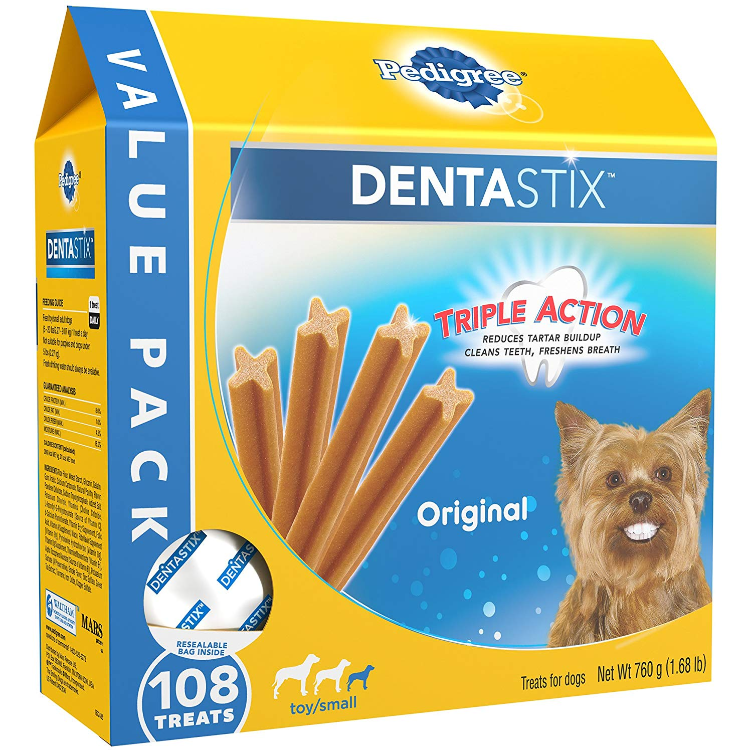 Pedigree Dentastix Dog Dental Treats